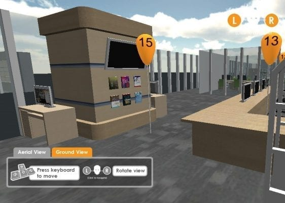 VR App Development Project - Library