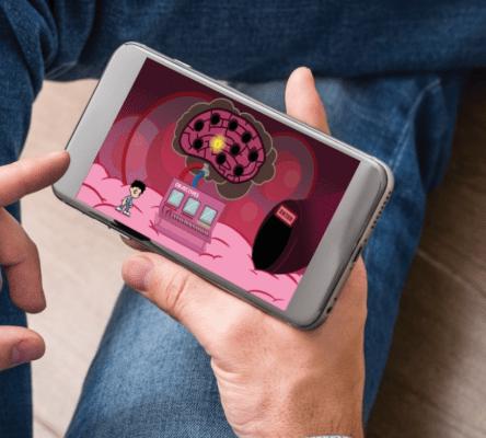 E-learning App Project - Cyberwellness