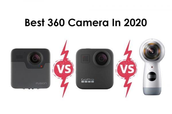 3 Best 360 Cameras For Real Estate In 2020