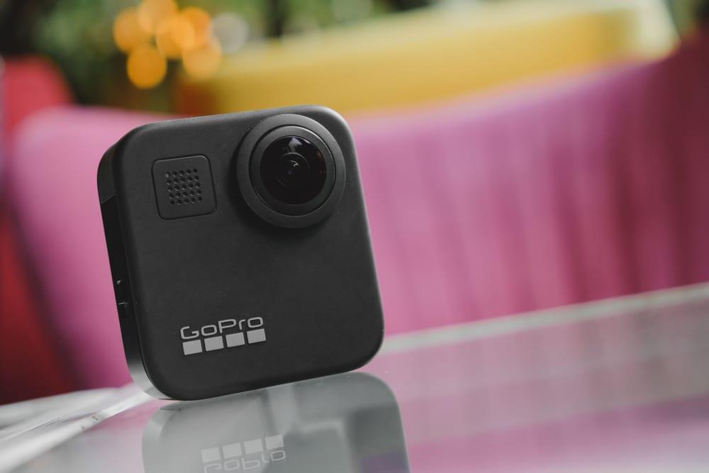 GoPro Max, best 360 cameras for real estate